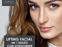 LIFTING FACIAL COM ULTRAFORMER 3