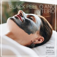 Black Peel – O Protocolo de Tratamento do ano inteiro.